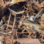 метални отпадъци