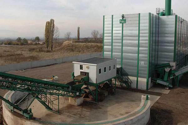 шредерна инсталация на екометал