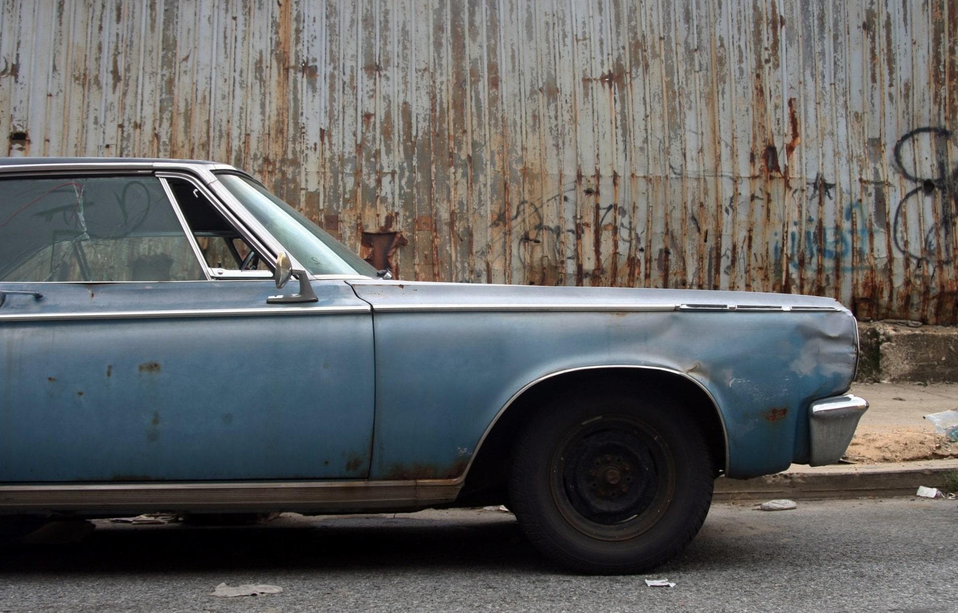 Да продадем или да рециклираме старата кола